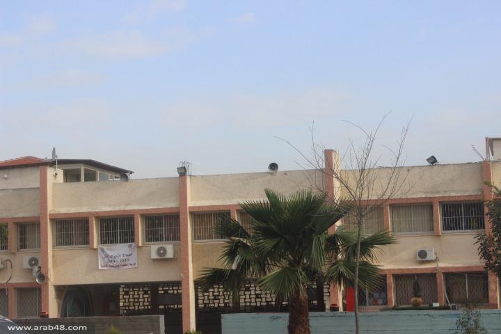 الأضراب يعم مدارس سخنين في يوم الأرض