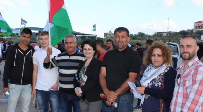 زعبي: علاقتنا بالأرض ثابتة.. إسرائيل تصفي أملاك اللاجئين