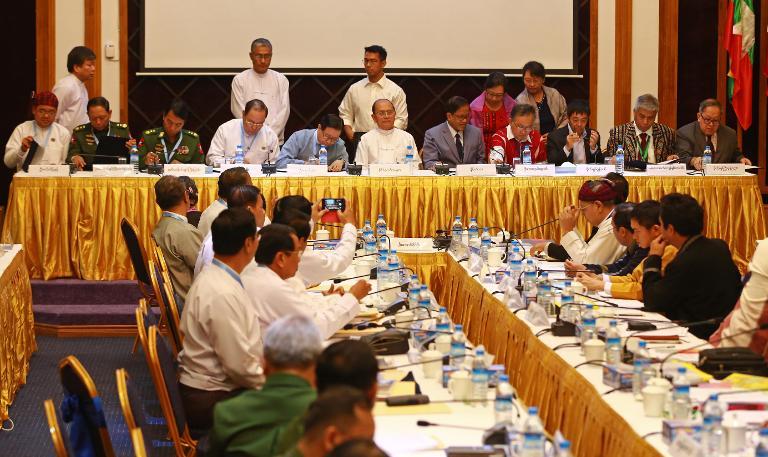 اتفاق للسلام في بورما والأمم المتحدة تصفه بالتاريخي