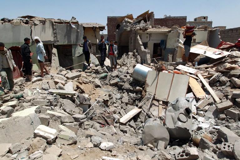 اليمن: مقتل 23 عاملا في مصنع للألبان