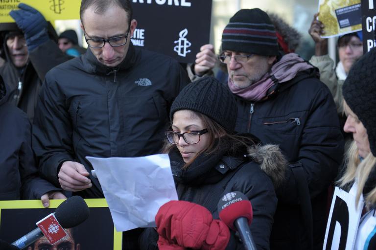 السعودية ترفض انتقاد كندا لجلد الناشط رائف البدوي