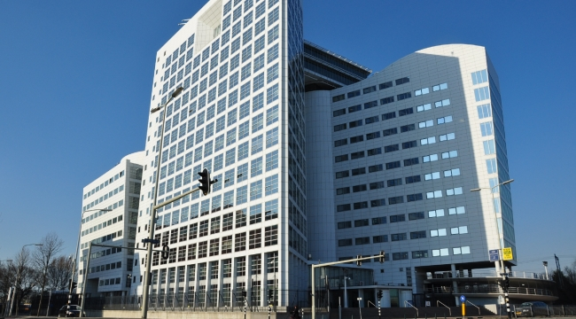 اليوم انضمام فلسطين بشكل رسمي للجنائية الدولية