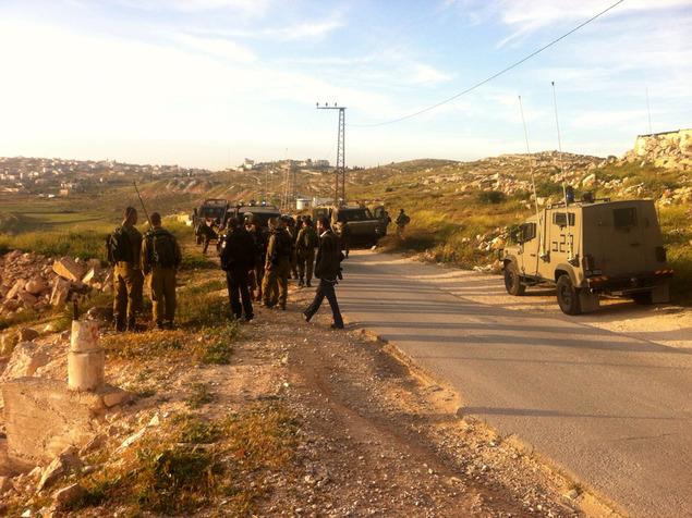 الخليل المحتلة: إسرائيل تتخوف من اختطاف أحد مواطنيها
