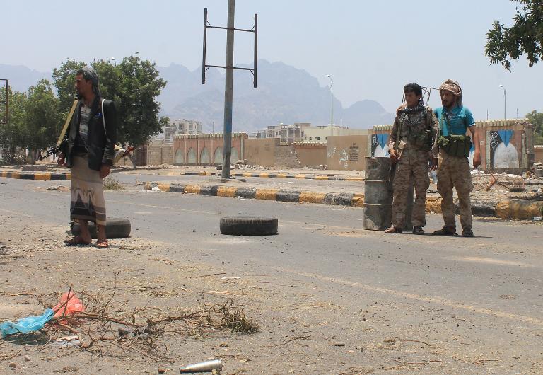 الحوثيون يسيطرون على القصر الرئاسي في عدن