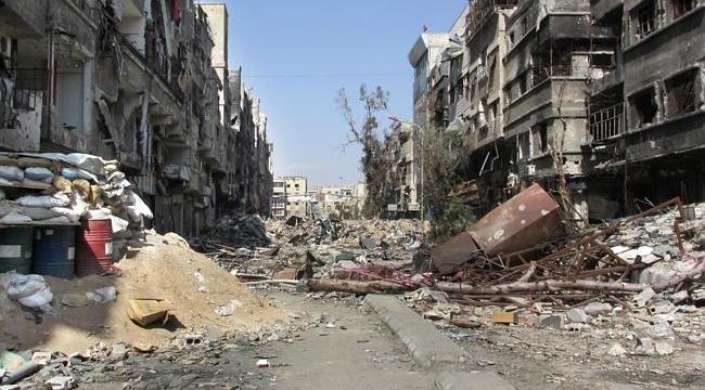 اليرموك: مناشدة للصليب الأحمر بالتحرك الفوري
