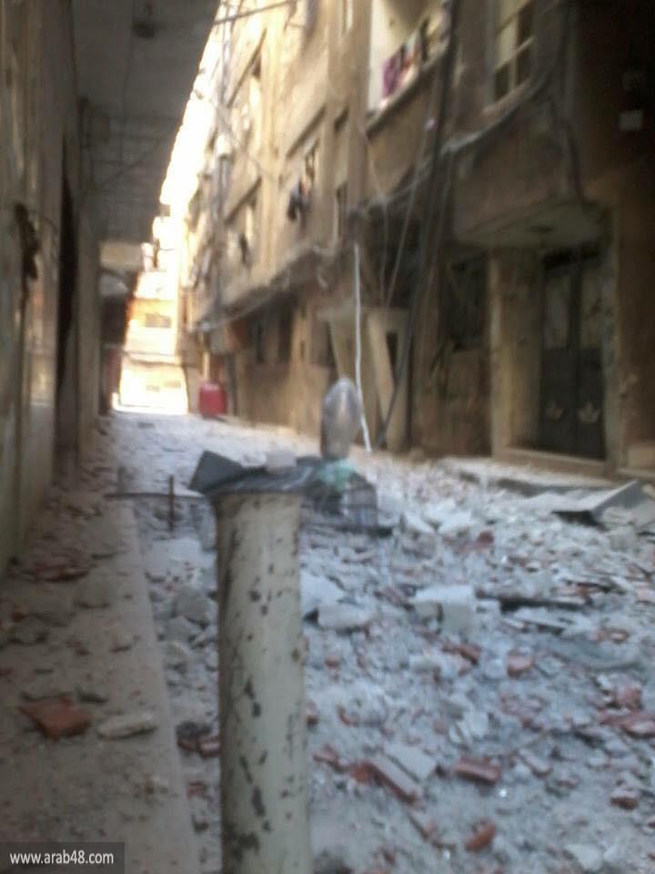 سكان مخيم اليرموك عالقون بين فكي كماشة النظام و«داعش»