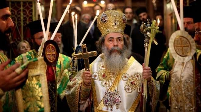 الناصرة: دعوات لرفض استقبال البطريرك ثيوفيلوس في عيد البشارة