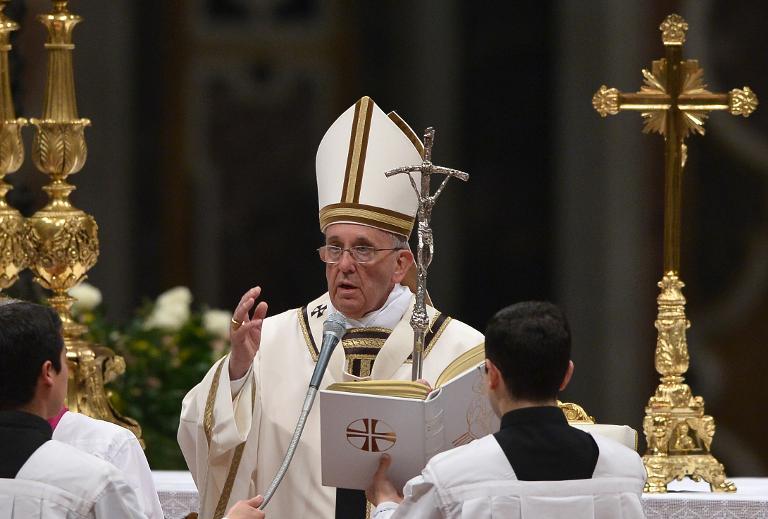 """البابا يشدد على دور """"التلميذات"""" في الكنيسة"""