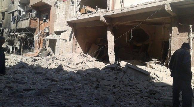 منظمة التحرير: أخرجنا ٤٠٠ عائلة من اليرموك