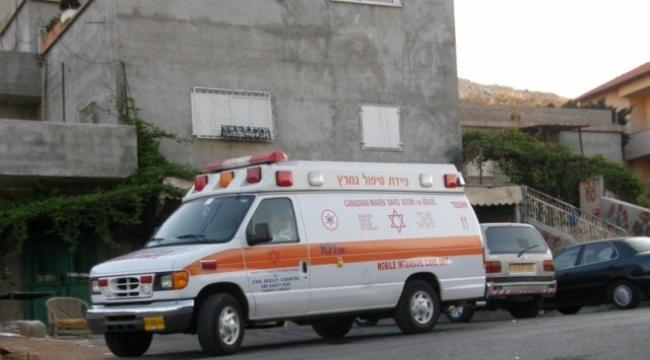 كفرمندا: إصابة خطيرة في حادث دهس