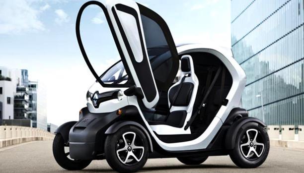 سيارة كهربائية يمكن للمراهقين قيادتها