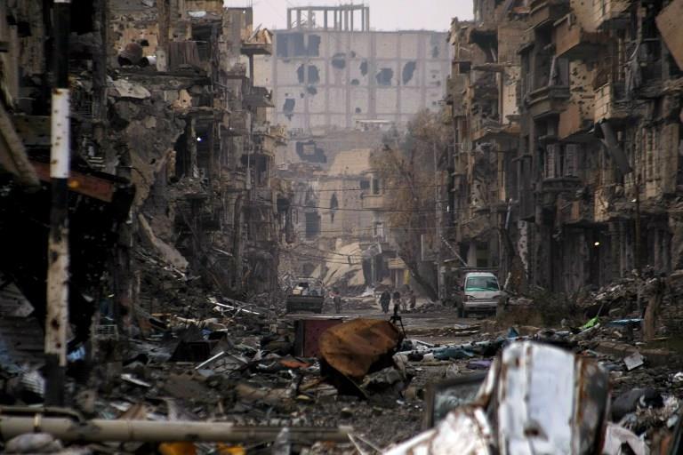 اليرموك: توتّر شديد بعد تبني اتفاق فلسطيني - سوري الحل العسكري