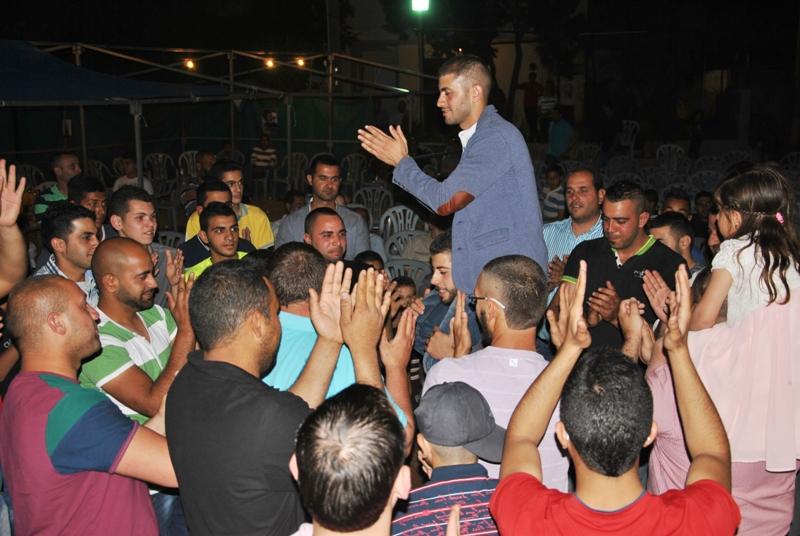 برطعة: احتفال بتحرير الأسير محمد كبها
