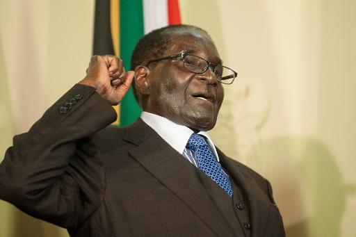 موغابي يرفض التعامل مع صحافيين بيض في جنوب أفريقيا