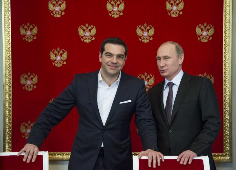 اليونان تتوقع اتفاقا قريبا للمشاركة في خط أنابيب روسي للغاز