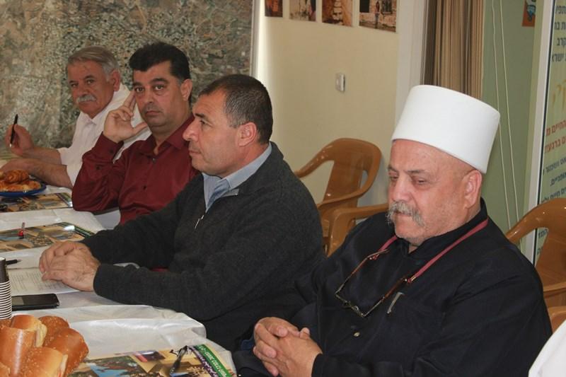 المجالس العربية الدرزيّة تقرر تصعيد نضالها ضد الحكومة