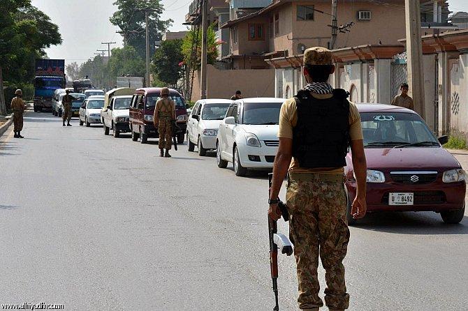 باكستان: مقتل 20 عاملا في بلوشستان