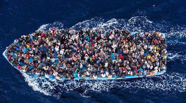 مع غرق 400 مهاجر: عدد الوفيات يتضاعف 18 مرة
