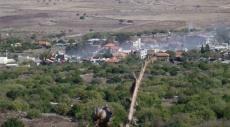 البحث عن قذيفة بعد دوي صوت انفجار في الجولان المحتل