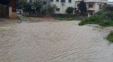 فيضانات وسيول في النقب والقدس والبحر الميت