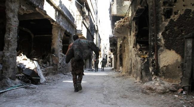 تراجع تنظيم «داعش» بالقتال في مخيم اليرموك