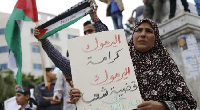القيادة الفلسطينية تفشل في التعامل مع أزمة مخيم اليرموك