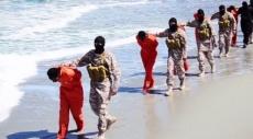 داعش يذبح مسيحيين إثيوبيين في ليبيا