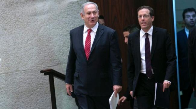 """هرتسوغ ينفي إمكانية حدوث انشقاق في """"المعسكر الصهيوني"""""""