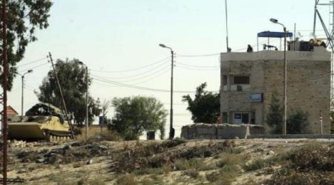 ارتفاع عدد قتلى هجوم سيناء إلى ثلاثة