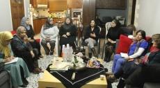 كيان تعقد لقاءها الثاني في حي الميدان في شفاعمرو