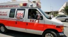 إصابة 3 فلسطينيين في حادث دهس وفرار السائق