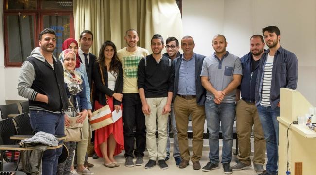 القدس: التجمع الطلابي الديمقراطي ينتخب سكرتارية جديدة
