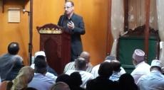 عبد الفتاح من جنوب أفريقيا يدعو للمساهمة بعزلة إسرائيل