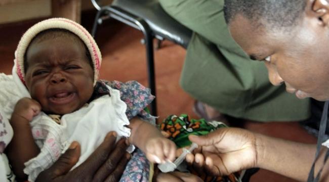 الأطفال هم أكثر ضحايا الملاريا في أفريقيا