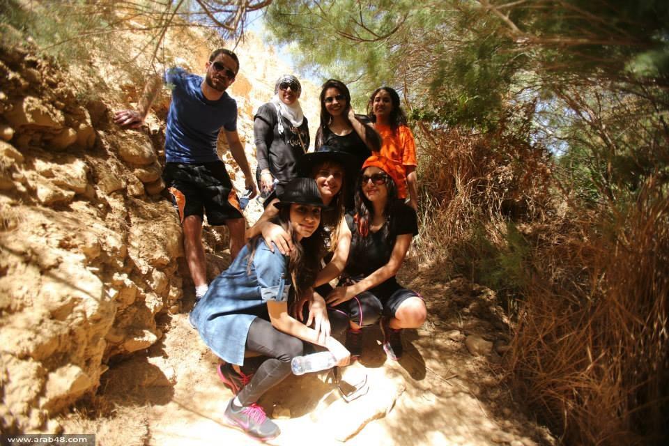 كوادر التجمّع الطلابي في رحلة سنويّة جنوبيّ البلاد
