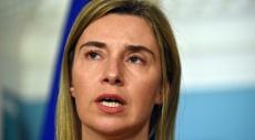 موغيريني: أوروبا تتحمل مسؤولية مواجهة أزمة المهاجرين