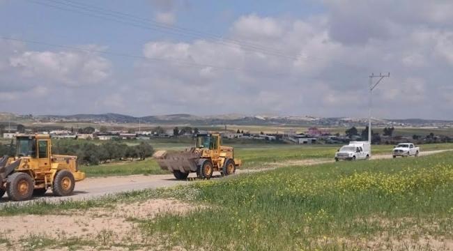 النقب: السلطات الإسرائيلية تواصل تدمير المزروعات