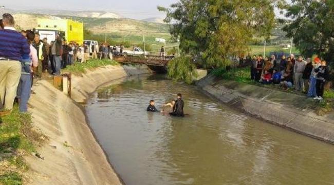 مصرع فلسطينيين غرقا بمنطقة الأغوار