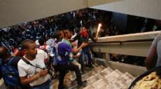 اشتباكات بين الشرطة ومتظاهرين أثيوبيين في تل أبيب