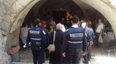 وحدة نسائية خاصة بالشرطة لملاحقة الفلسطينيات بالأقصى