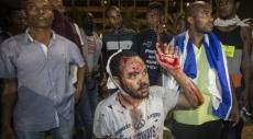 مظاهرة الأثيوبيين بتل أبيب: 68 جريحا و43 معتقلا