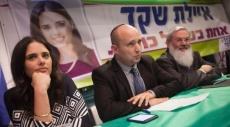 اتفاق الليكود والبيت اليهودي: شاكيد وزيرة القضاء القادمة