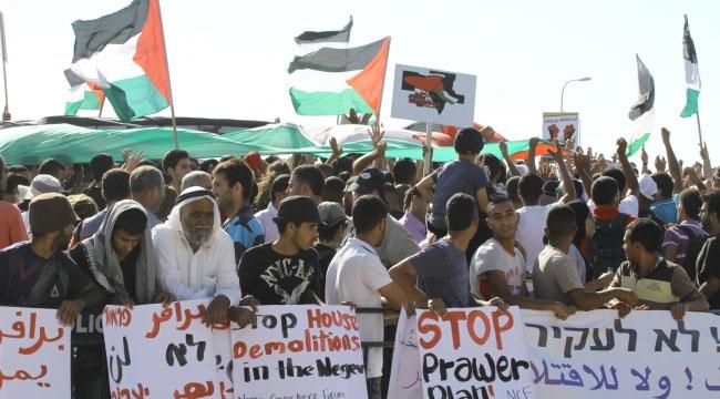 """أبو عرار: حكومة نتنياهو الجديدة عازمة على سن """"قانون برافر"""""""