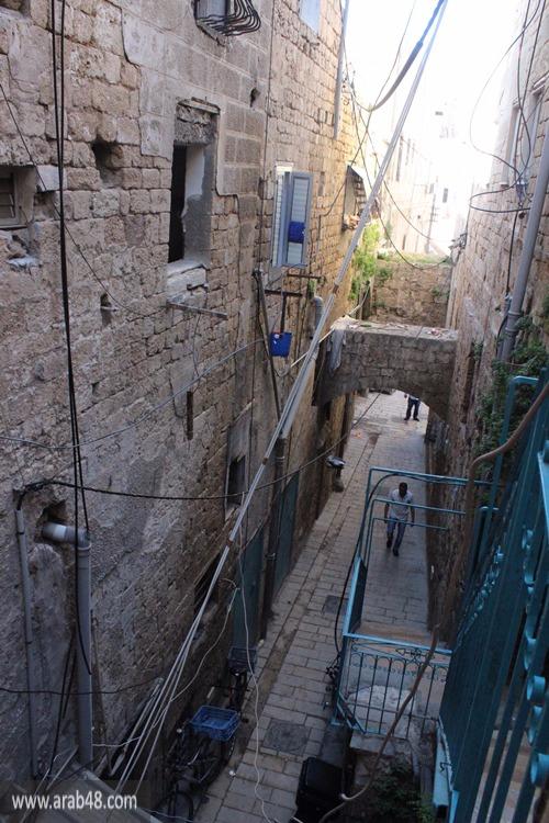 عكا: عائلات عربية مهددة بالتهجير والنائب غطاس يتوجه لليونيسكو