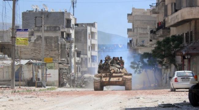 سوريا: 4 من قتلى النظام يحملون رتبًا كبيرة