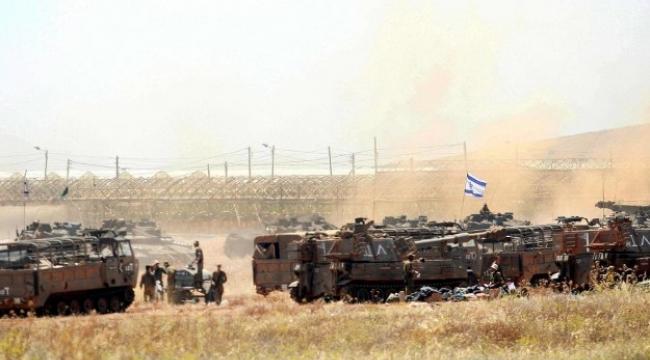 تدريبات قوات الاحتلال تحول مراعي فلسطينية إلى رماد