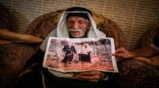 فلسطيني عمره 126 عاماً ما زال يروي مشاهد النكبة