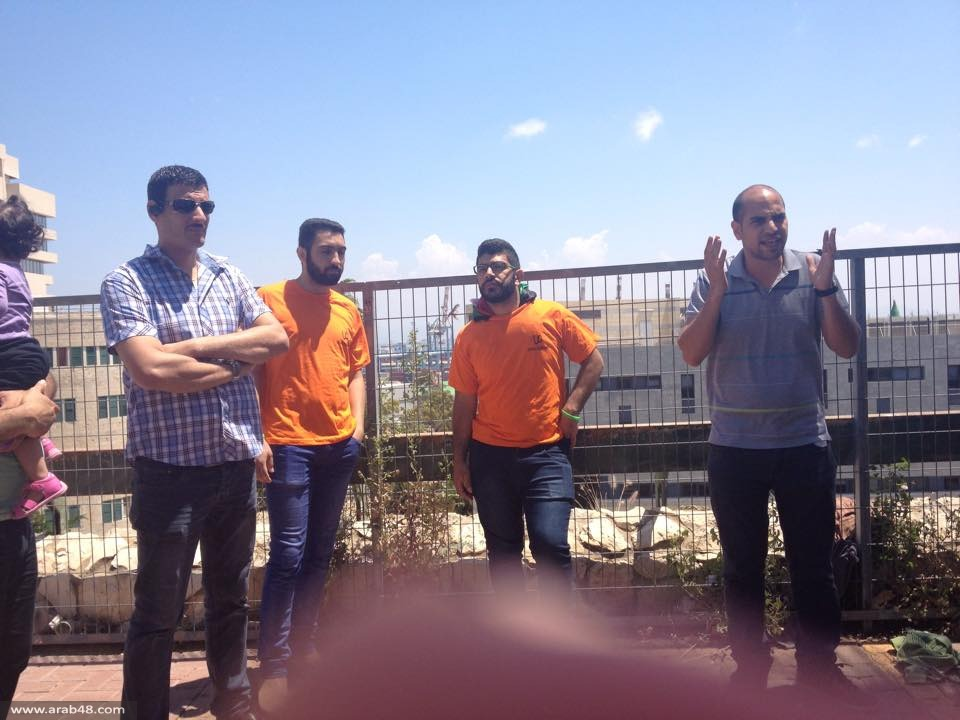 في ذكرى النكبة: التجمّع الطلابي يعود إلى حيفا