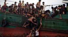 إنقاذ أكثر من 700 مهاجر قبالة سواحل اندونيسيا