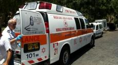 النقب: إصابة طفلة في حادث دهس والسائق والدها